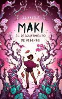 Book Cover - MAKI by LiberLibelula