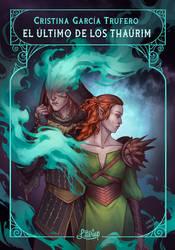 Book Cover - El ultimo de los thaurim by LiberLibelula