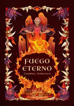 Book Cover - Fuego Eterno