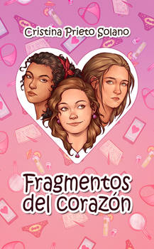 Book Cover - Fragments of the Heart