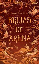 Book Cover - Brujas de Arena