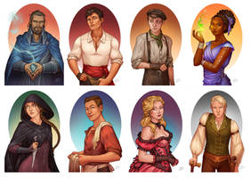 Children of the Dead Wizards