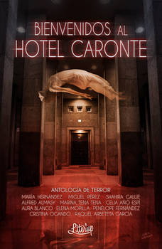 Book Cover - Welcome to Hotel Caronte