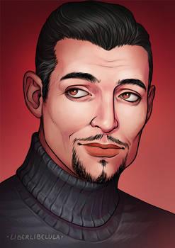 Commission - Lorenzo the Vampire