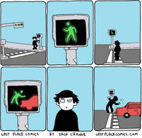 Crosswalk by Exzachly