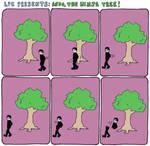 Ando the Ninja Tree