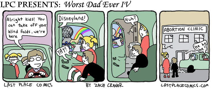 Worst Dad Ever 4 by Exzachly
