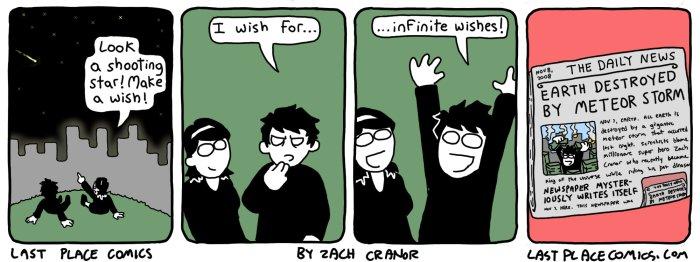 Make a Wish by Exzachly
