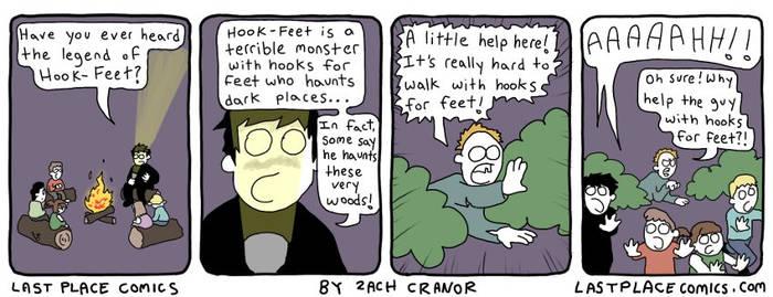 Hook Feet