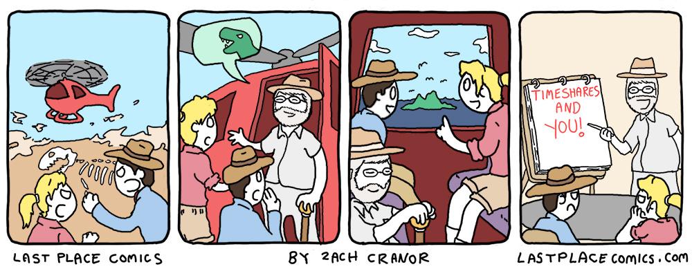 Jurassic Scam by Exzachly