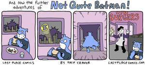 Not Quite Batman 2