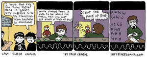 You've Changed, Harry Potter by Exzachly