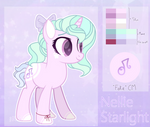 Nellie Starlight by at--ease