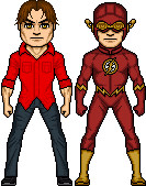 Smallville Flash by BAILEY2088