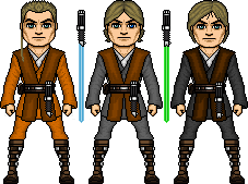 Luke Skywalker Old Republic by BAILEY2088