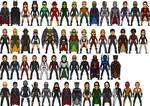 Live Action DC Universe