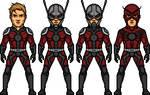 Live Action Antman