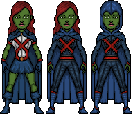 Miss Martian by BAILEY2088