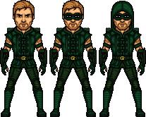 Green Arrow Movieverse by BAILEY2088