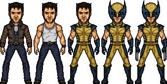 LA Wolverine by BAILEY2088