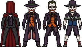 Joker Metropolis by BAILEY2088
