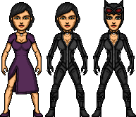 Selina Catwoman by BAILEY2088