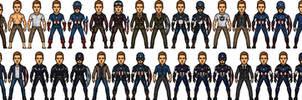 Alternate Captain America by BAILEY2088