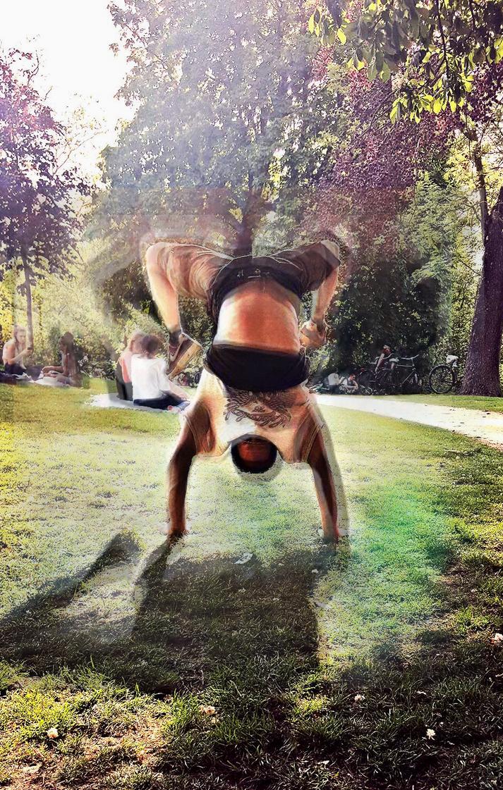 Down Side Up by Jeedii