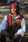 Teen Jack Sparrow by Rainbow-Pastel