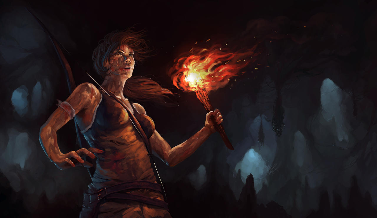 Tomb Raider by xlxbetoxlx