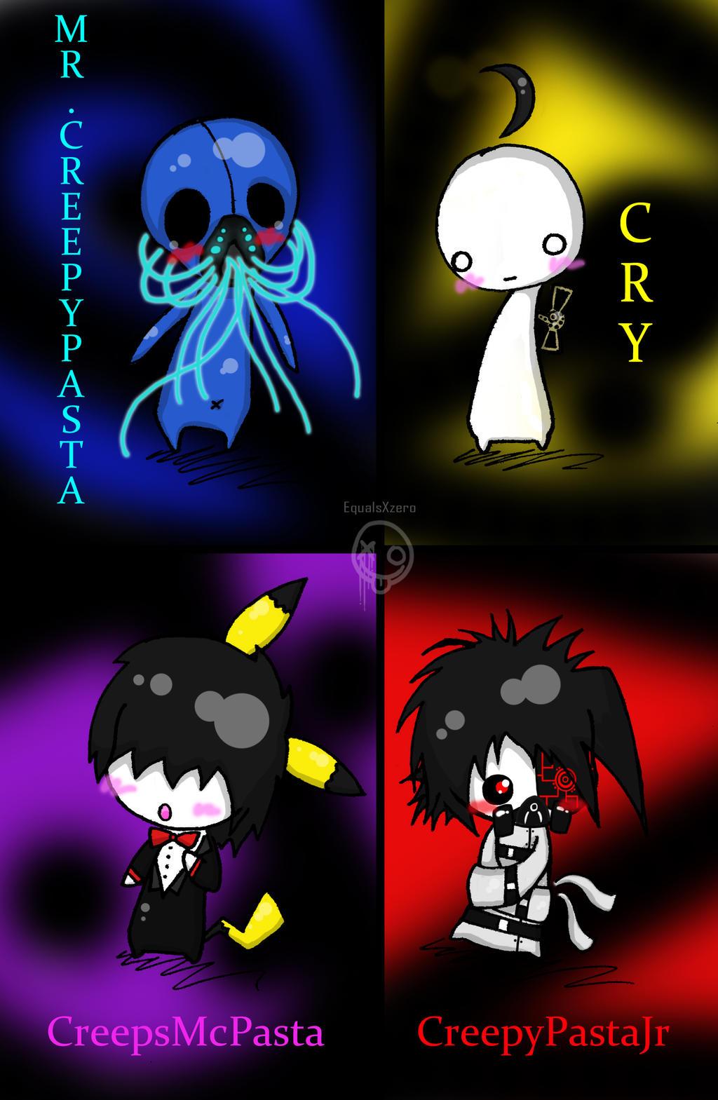 Creepypasta readers by EqualsXzero