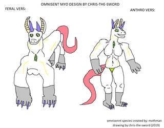 the omnisent MYO by chris-the-sword