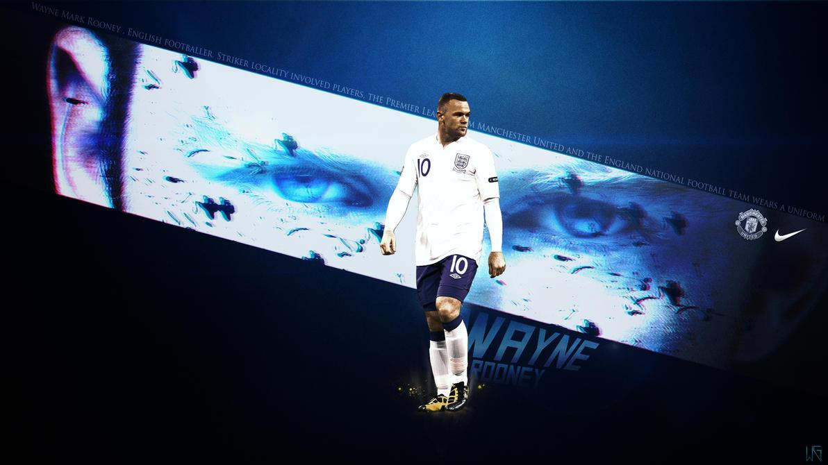 Wayne Rooney by ByWarf