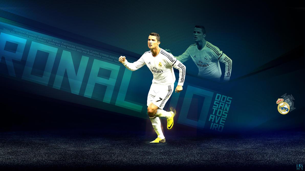 Cristiano Ronaldo by ByWarf