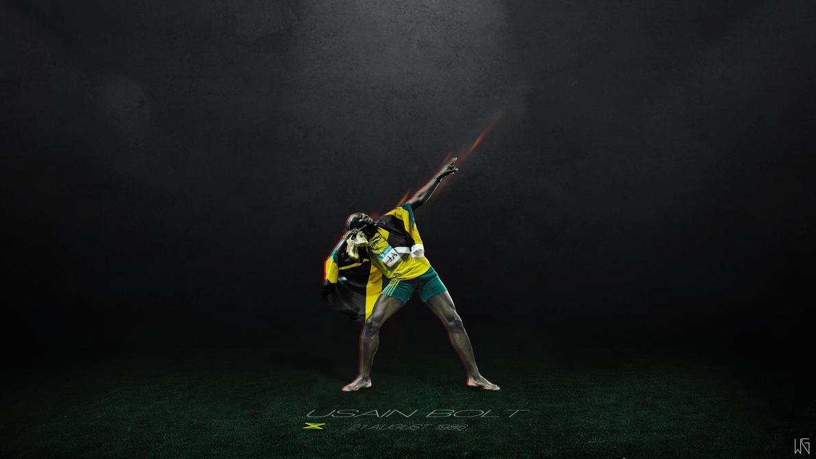 Usain Bolt by ByWarf