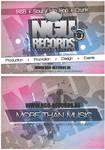 NGU Records NY Flyer by Phektion