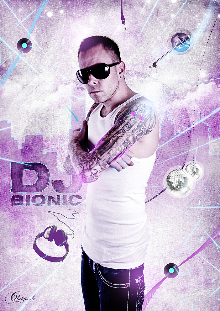 DJ Bionic by Phektion