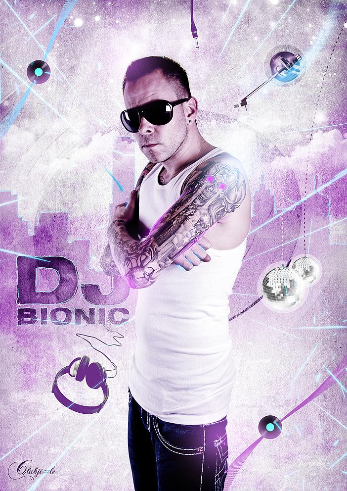 DJ Bionic by Phektion