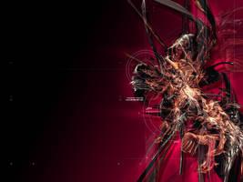 Goldrush Wallpaper Remix by Phektion