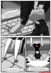 Disciplined pg66 by CrimsonMetal