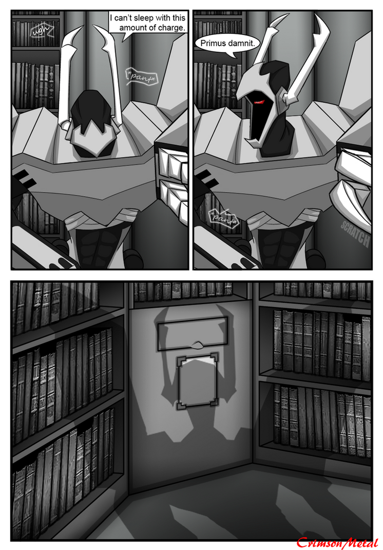 Disciplined pg75 by CrimsonMetal