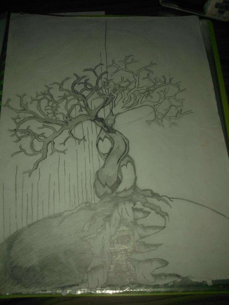 Sketch - 2: by Kirakatasha