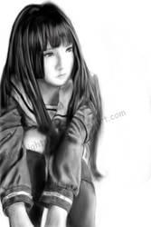 Emma Ai - Jigoku Shojo by silvernightpuma