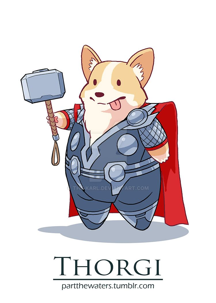 Thorgi by the-karl