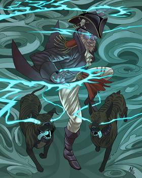 Commission: Storm Sorcerer