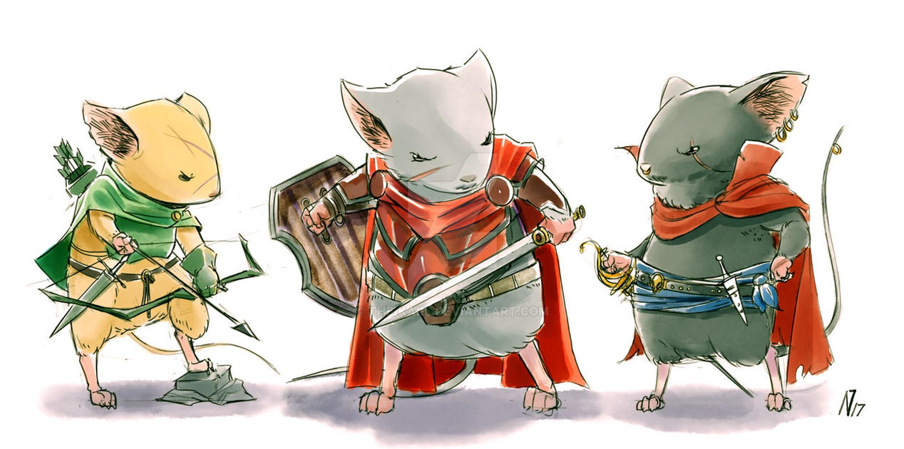 Guardmice by the-karl