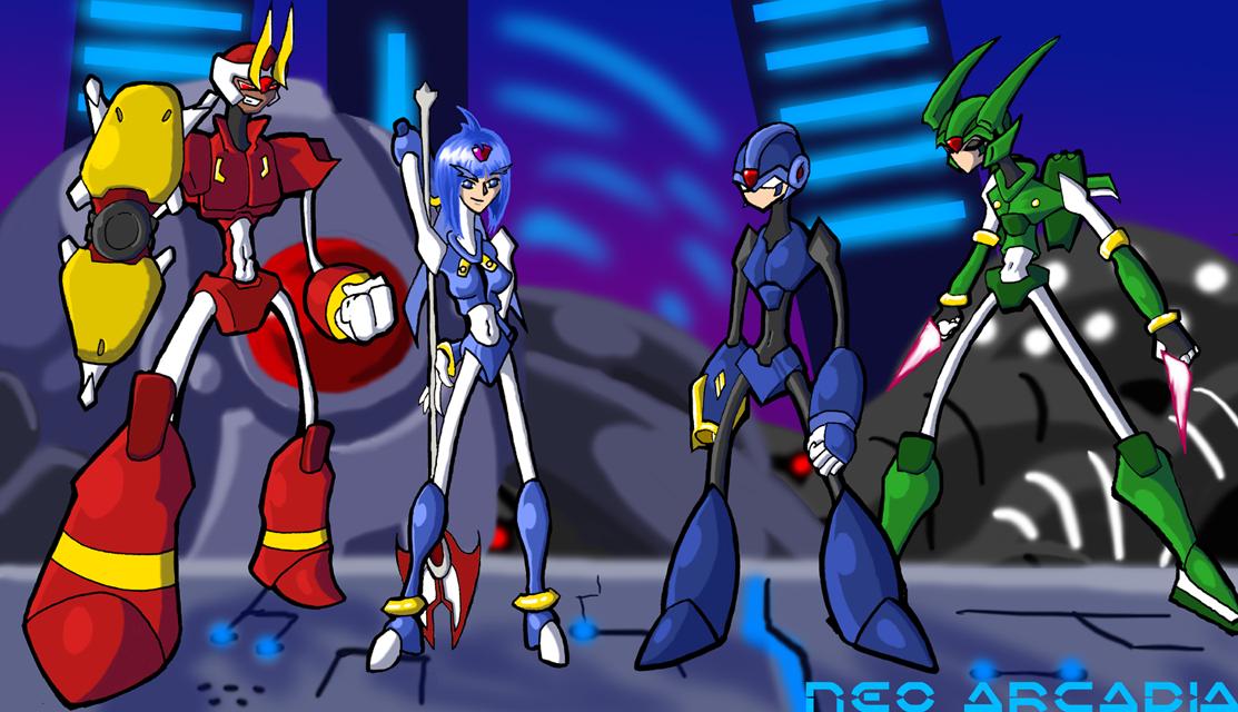 The Arcadian Elite