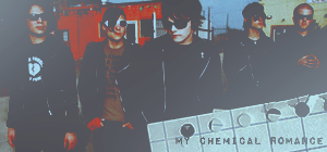 My Chemical Romance Sig by Mvrderprincess
