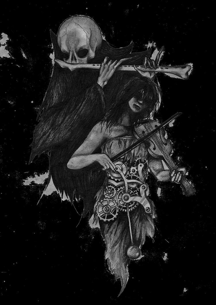Danse Macabre by CrimsonKanji on DeviantArt