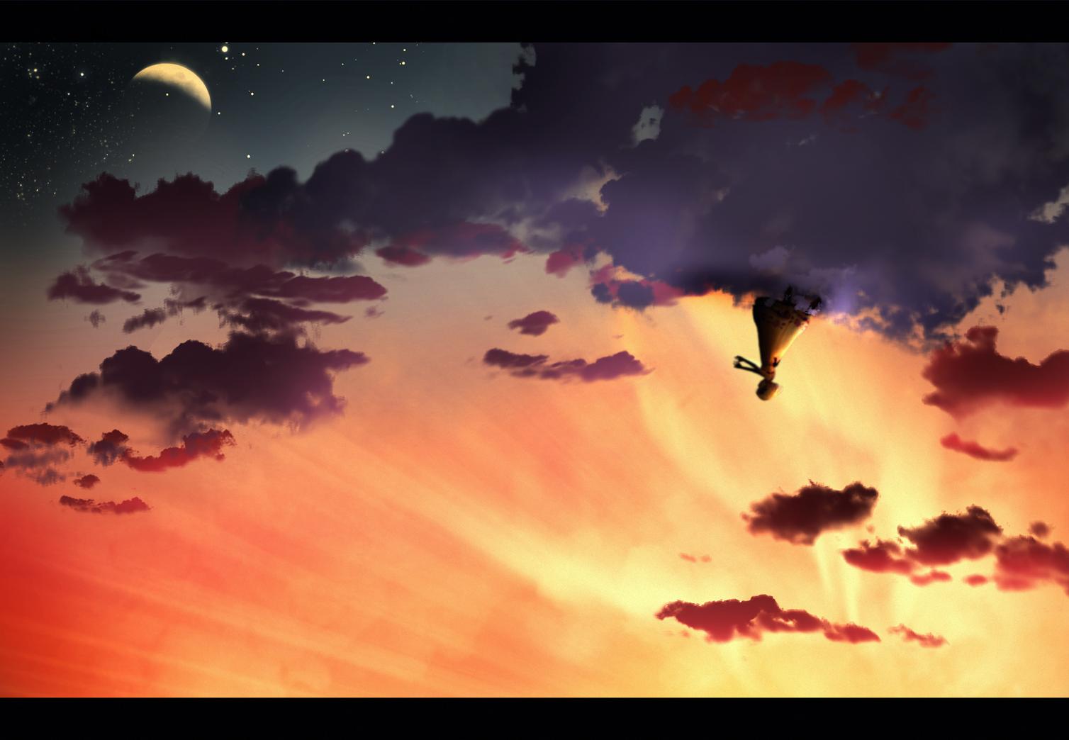 Sleep Walking... by CrimsonKanji